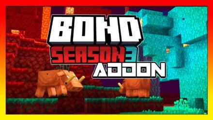 Bond Season 3 Addon Download