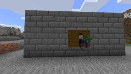 Entity Vision Resource Pack