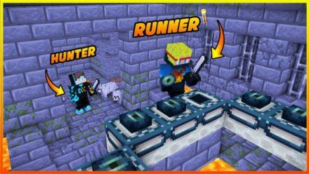 Hunter vs Speed Runner Addon