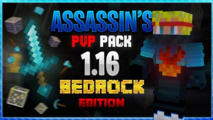 *Glitch Fix* Assassin's PVP Pack 1.16